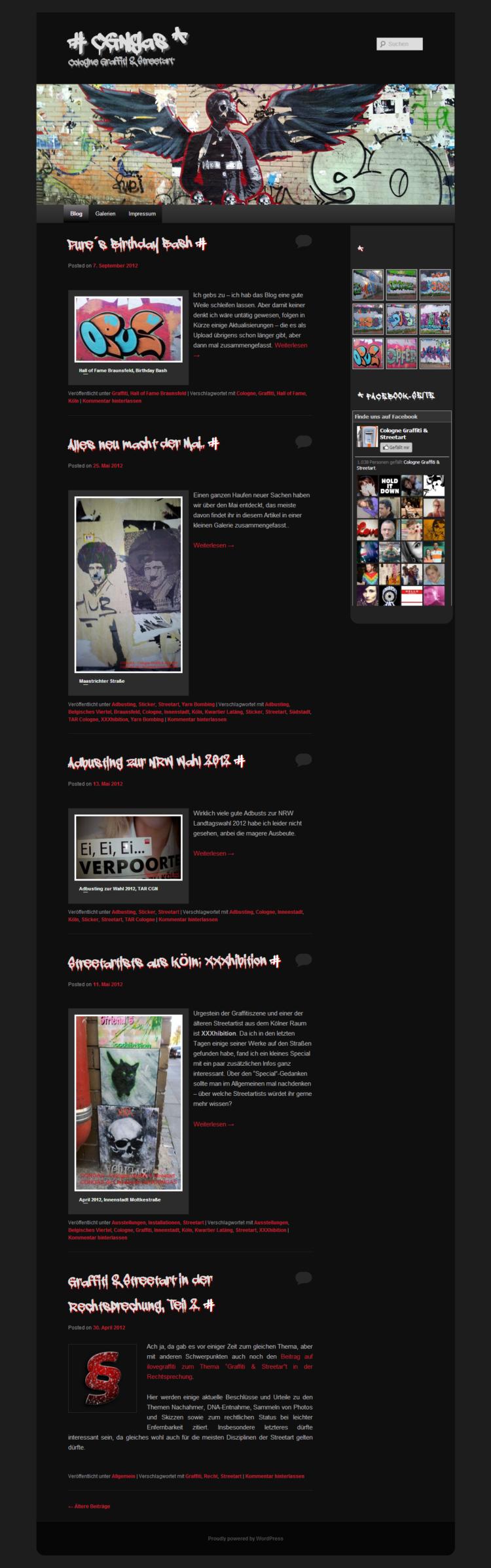CGNGAS - Startseite