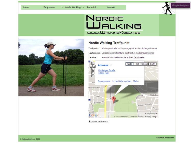 WalkingKoeln.de - Treffpunkt