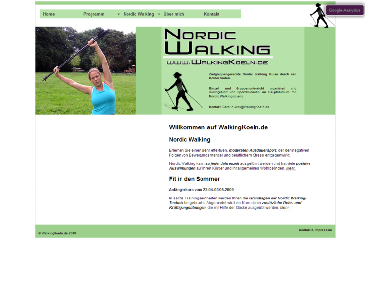 WalkingKoeln.de - Startseite