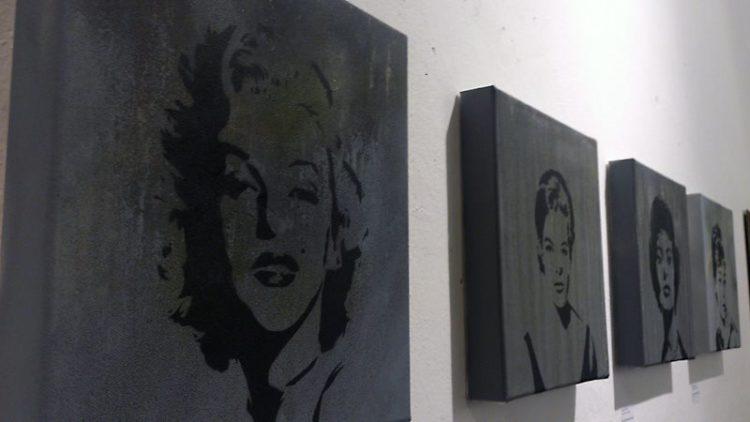 """Icons"" Serie von TARCGN, 2013"