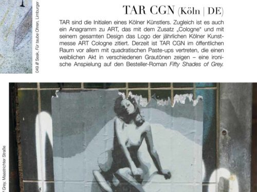 TAR Cologne - Longing for a friend
