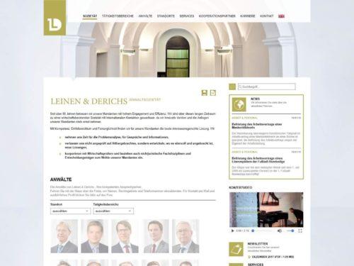 Leinen & Derichs Anwaltsozietät