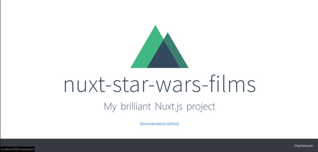 NUXT-Component Footer
